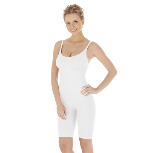 1acc14a1a8 Urbamboo Seamless Anti-Slip Push-Up Body Shaper Corset. Urbamboo Seamless  Full Body Briefer and Shaper with Adjustable Straps