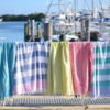 Order Premium Turkish Cotton Beach Towels in Bulk
