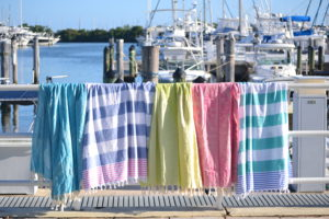 Order Premium Turkish Cotton Beach Towels in Bulk